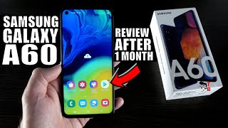 Samsung Galaxy A60 REVIEW After 1 Month: Pros and Cons