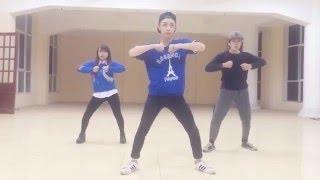 Boom Boom - Đông Nhi dance Practice