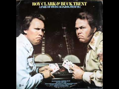Pair Of Fives (Banjos,That Is) [1975] - Roy Clark & Buck Trent