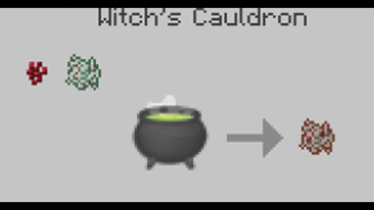майнкрафт witchery как сделать золотой мел #4