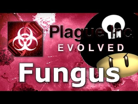 Plague Inc. Evolved - Fungus Walkthrough (Mega Brutal)