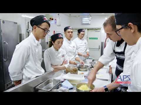 Study Commercial Cookery at Australian Professional Skills – Malaysian student