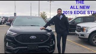 2019 Ford Edge ST!!! 335 Horsepower!!!!