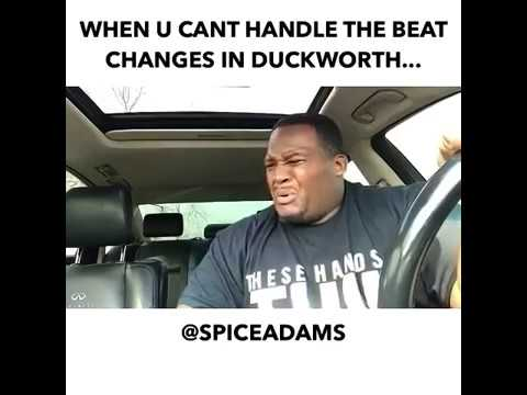 Kendrick Lamar Duckworth Reaction - SpiceAdams