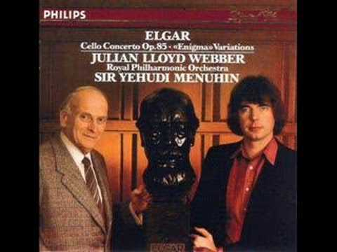 Elgar Cello Concerto Slow Movement and Last Movement Pt 1