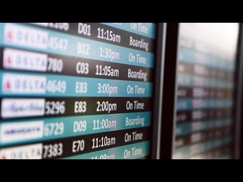 Авиагавань Нового Уренгоя вошла в ТОП–100 самых пунктуальных аэропортов мира