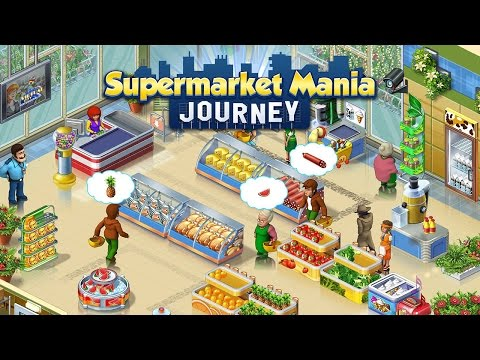 Supermarket Mania® Journey for Google Play