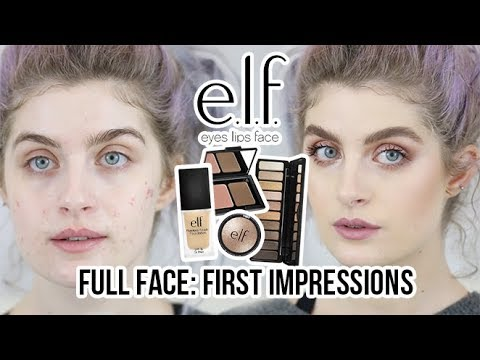 ELF Cosmetics: FULL FACE One Brand