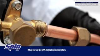 FAQ SPIN Tools: Flare Angle with the Flaring SPIN Tool