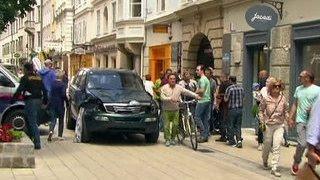 Авария и поножовщина в Граце: безумный водитель убил троих