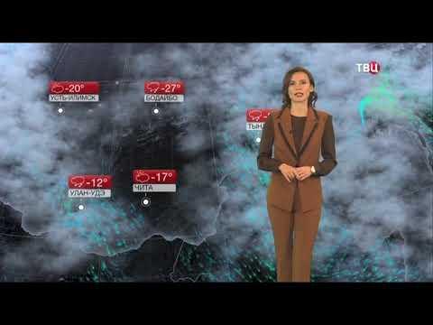 Прогноз погоды и окончание программы События (ТВЦ, 01.12.2019)