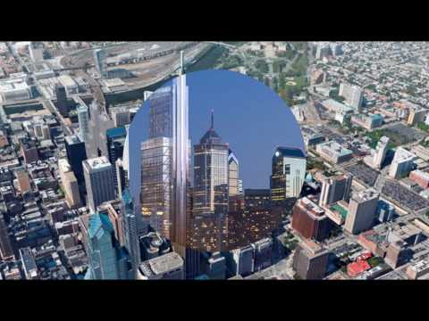 UPDATE!! PHILADELPHIA | Comcast Technology Center | 1,121 FT | 60 FLOORS January 2017