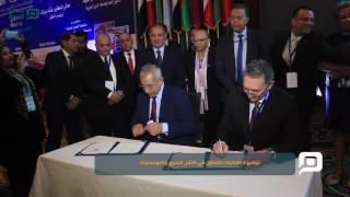 مصر العربية   توقيع 3 اتفاقيات للتعاون في النقل البحري واللوجستيات