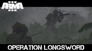 Operation Longsword - ArmA 3 Navy SEAL Co-op Gameplay