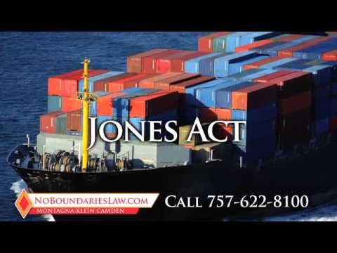 Maritime Attorneys, Jones Act Lawyers. NoBoundariesLaw.com