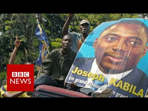 Joseph Kabila: The DR Congo president who won't step down - BBC News