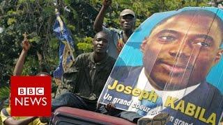 Joseph Kabila: The DR Congo president who won't step down - BBC News