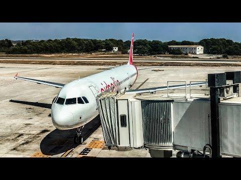 TRIP REPORT   AIR BERLIN   Airbus A321   Palma de Mallorca (PMI) - Munich (MUC)   Economy Class