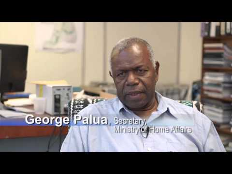 The Solomon Islands, Challenges of Civil Registration and Vital Statistics in