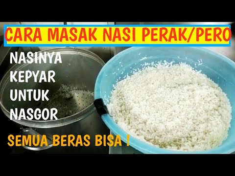 Bagaimana Cara Memasak Nasi Goreng Yang Enak