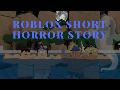 Roblox Scary Pool Short Story