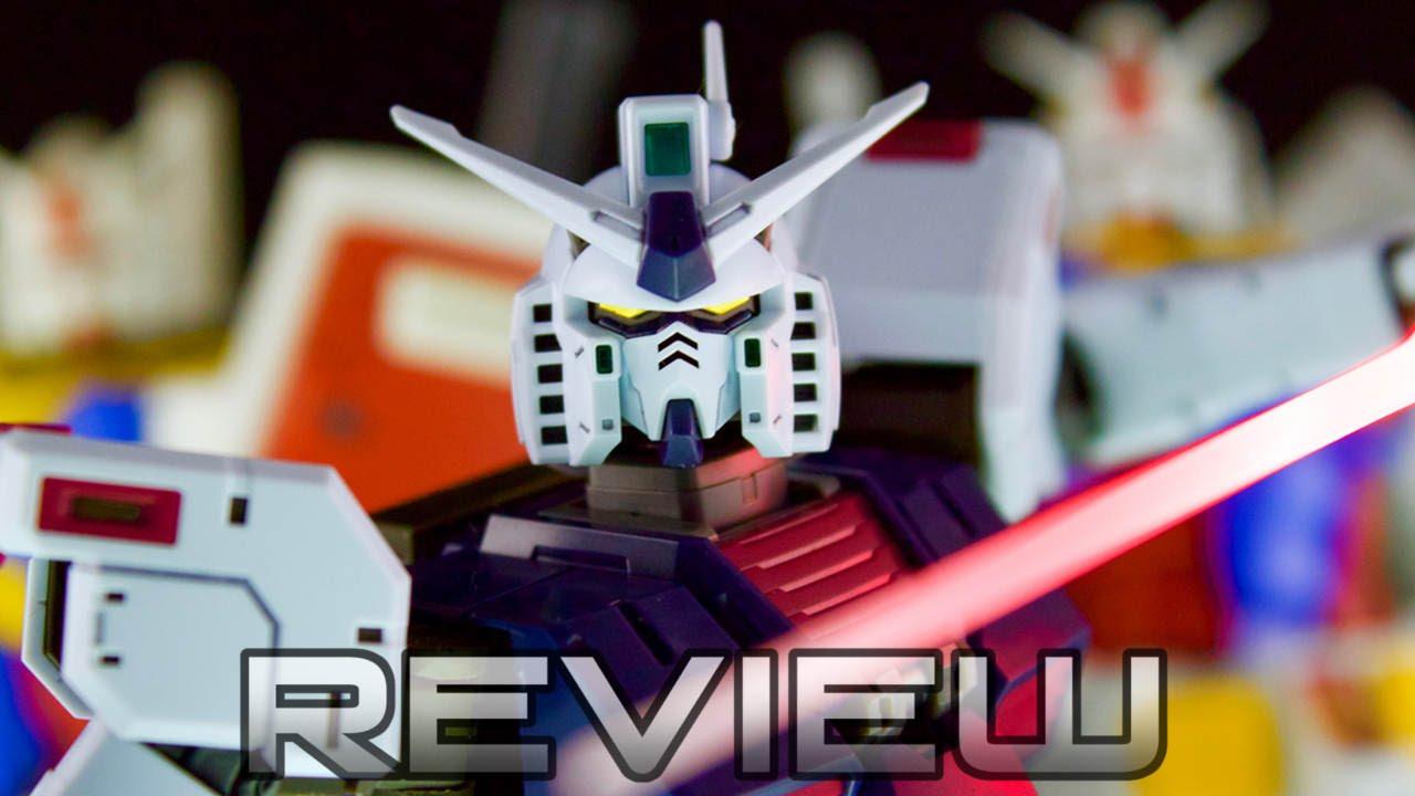 Mg 1 100 Fa 78 Full Armor Gundam Gundam Thunderbolt Gundam Model Kit Review Part 1 Youtube