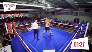 Strictly Business Boxing XV | Chris Walker VS Kyle Riach