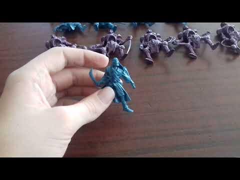 видео: Обзор моей коллекции солдатиков AB Toys (Технолог).