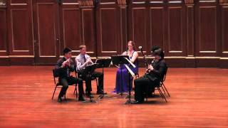 Francaix - Wind Quintet No. 1 - Philharmonic Five
