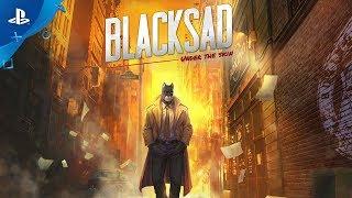 Blacksad: Under the Skin | Launch Trailer | PS4