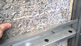 Каркас дома из профиля ЛСТК (технология строительства армированным пенобетоном)(, 2014-05-06T05:14:28.000Z)