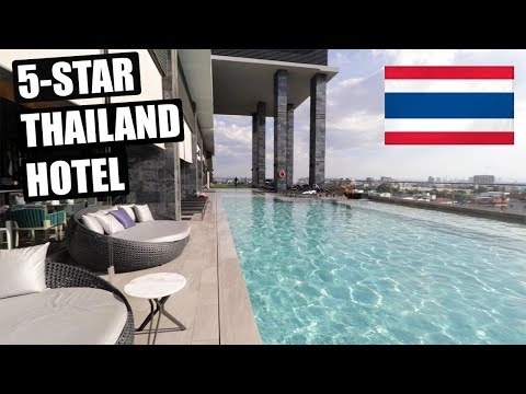 CHEAP THAILAND HOLIDAY 2019: 5-STAR PATTAYA HOTEL Review!