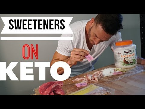 Keto Diet Tip: How Artificial Sweeteners Affect KetosisThomas DeLauer