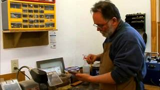 Waterstone Flattening: Andrew Pitts ~ Furnituremaker
