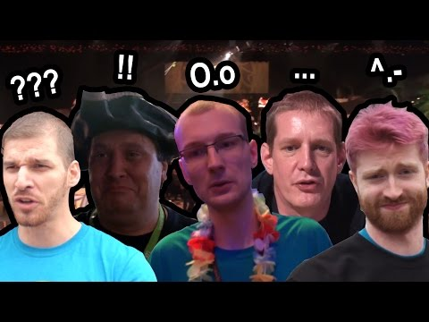 RuneScape Celebrities Answer Tricky Questions