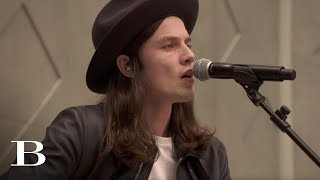Baixar - When We Were On Fire By James Bay Live At The Burberry Prorsum S S15 Show Grátis