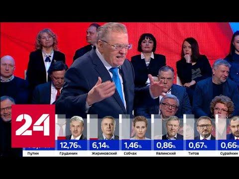 Жириновский: это были