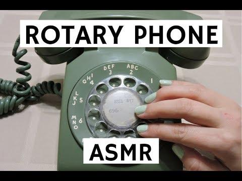 ASMR   Rotary Phone