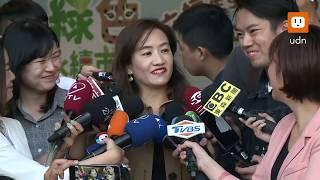 1202出任高市新聞局長 王淺秋受訪談新職1500