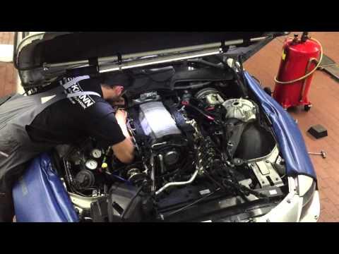 BMW N62 Ölverbrauch VSD Wechsel Teil II