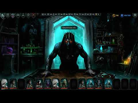 Iratus: Lord of the Dead Gameplay |