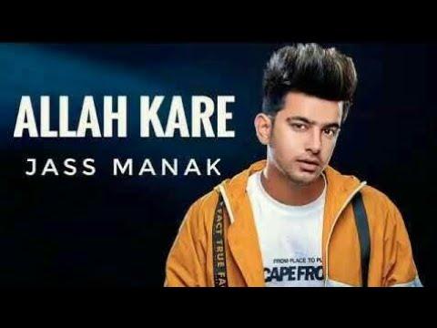 Allah: Jass Manak | New Punjabi Sad Song 2018 | Dj Punjab Record | Parm Creation
