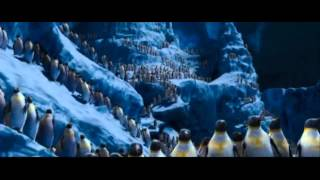Happy Feet 2 - Bridge Of Light French lyrics [720p]