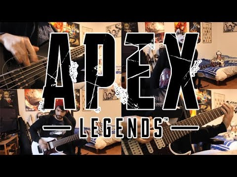 Apex Legends goes Rock - Main Theme