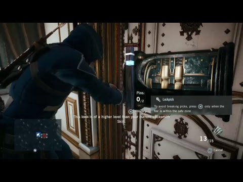 Assassin creed unity stealthy snake