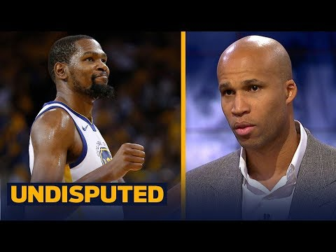 Richard Jefferson is not betting against Golden State to win the 2018 NBA Title | UNDISPUTED