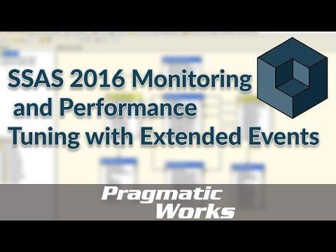 SSAS 2016 Monitoring