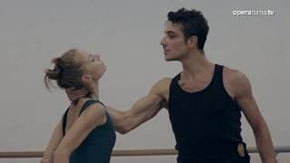 Soirée Roland Petit: intervista a Eleonora Abbagnato e Luigi Bonino