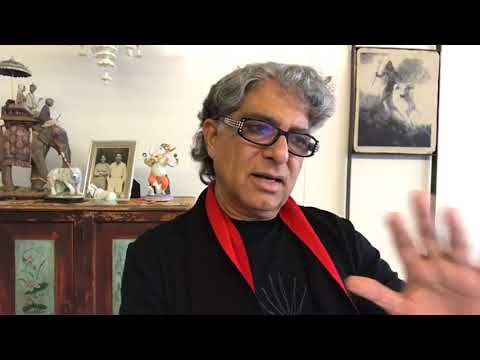 Peace is only possible in shift of identity to awareness beyond mind - Deepak Chopra, MD