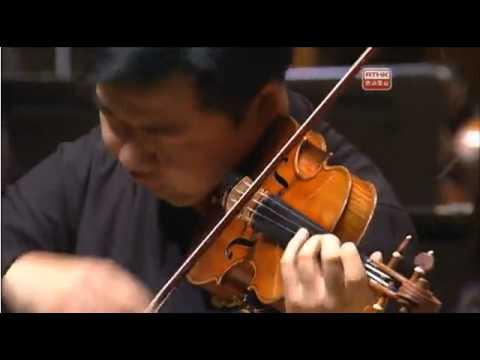 Ning Feng plays Der Erlkonig 2012